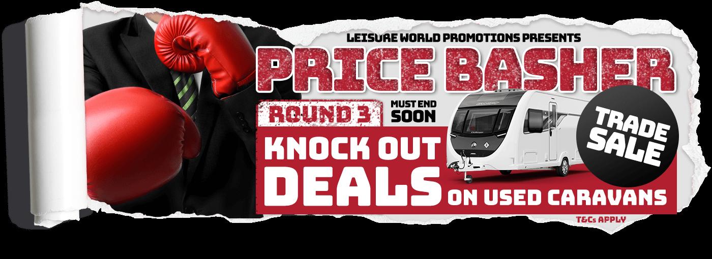 Price Bash Promotion Round 3
