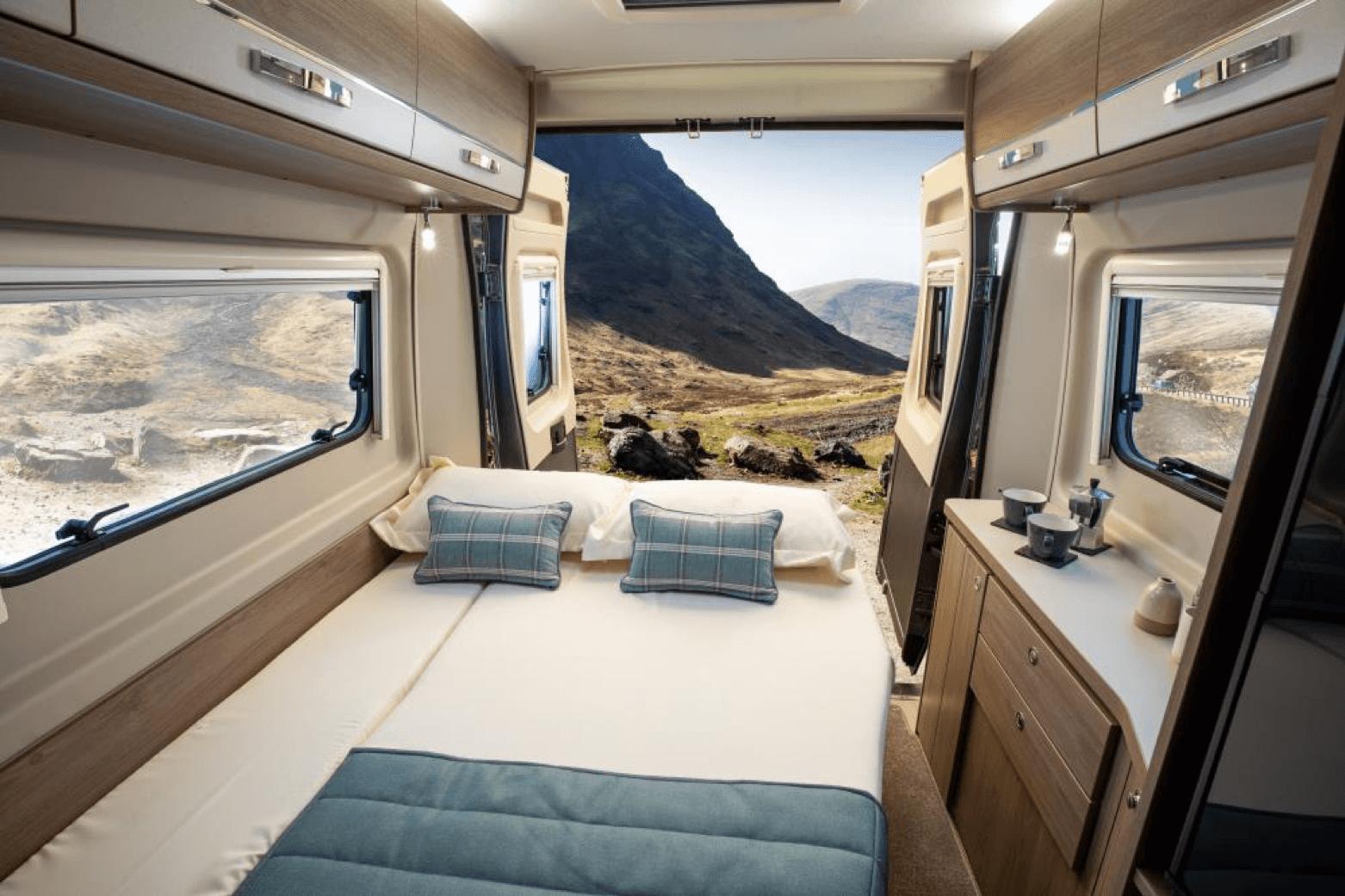 2020 new Compass Avantgarde CV60