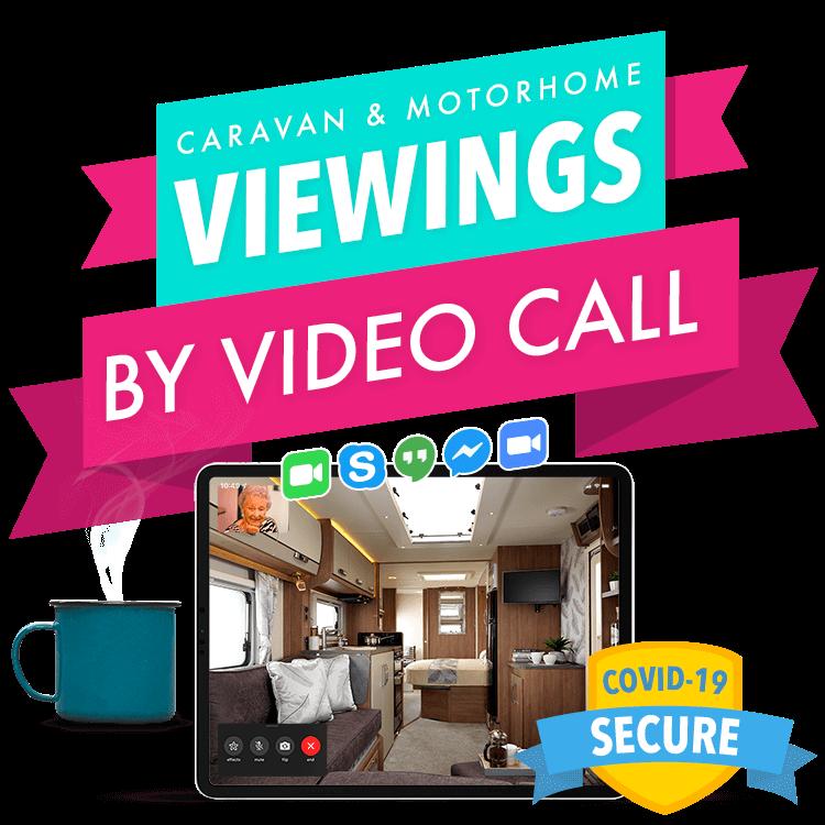 Caravan and Motorhome Viewings by Video Call - COVID-19 Secure