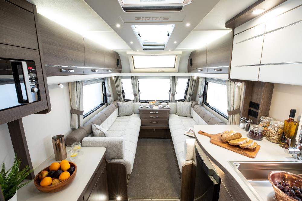 Elddis Affinity 520 Lounge