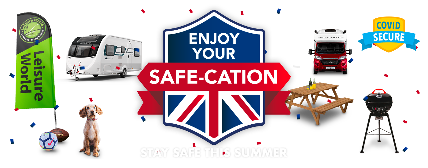 Enjoy Your Safe-Cation - Stay Safe this Summer